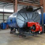 Energy conservation boiler machine diesel industrial steam boiler for pharmaceutical industry
