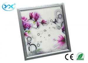 China Personal Pattern 3D LED Panel Light 18W , LED Panel Lights For Home on sale