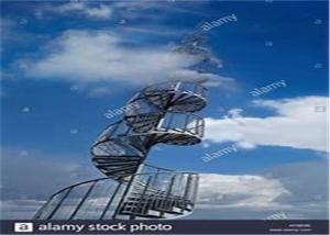 China magic space scooter save space Spiral staircase on sale