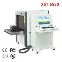 Through Type X Ray Security Scanner Baggage Screening With High Resolution Monitor
