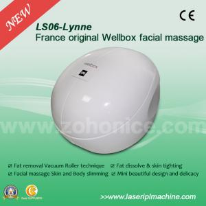 LPG White Facial Massage sound Fat Burning Machine From France for
