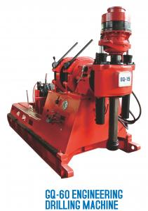 China XY-2F gemstone drilling machine core drilling rig on sale