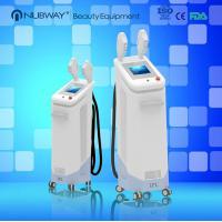 China 2016 máquina photofacial del epilator de descuento del sistema más grande del precio SHR+IPL+Elight on sale