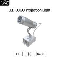 10W Led Welcome Gobo Logo Projector Mini Logo Projection Light