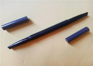 Quality Double Ended Auto Eyebrow Pencil Any Color Slim Shape Long Standing Customizable for sale