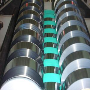 China metallized bopp film for capacitor  on sale