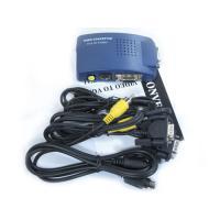 China Wireless PC to TV Converter support NTSC , NTSC - EIAJ ,  PAL / PAL-M on sale