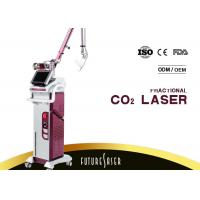 China 3000w Co2 Fractional Laser Machine For Vaginal Tightening Scars Removal on sale