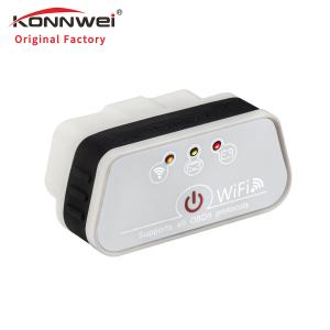 China Android Car Scanner Auto Engine Analyzer WIFI OBD2 EOBD Elm327 Wifi Manual ANCEL AUTEL KW901 on sale