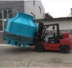 Anti tour commerciale 200T de refroidissement par l'eau de rouille pour la machine en plastique 156.21m3/H de mouleur
