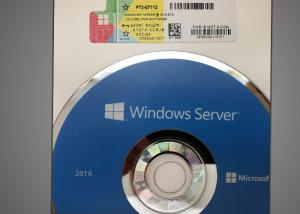 China DVD Windows Server 2016 16 Core , Server 2016 Standard Edition Microsoft Certified on sale