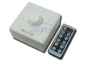 China 12V / 24V LED Controller Dimmer Switch  12 Keys IR Remote Control Brightness For LED Dimmable Light on sale