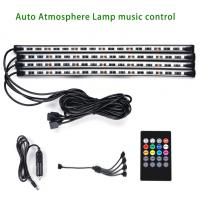 Auto atmosphere light music control led strip