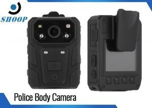China H.264 140° Lens 3200mAH Night Vision Body Camera on sale