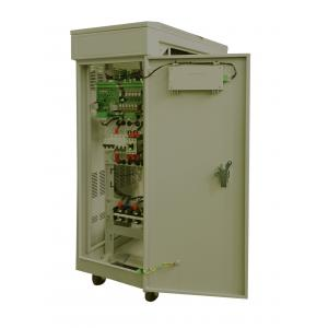 China AVR 380V AC Industrial Automatic Voltage Regulator 100KVA,Three Phase Computerize System,Latest AVR Technology on sale