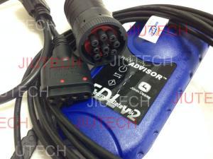 China 4.1 Version Heavy Duty Truck Diagnostic Scanner JOHN DEERE EDL DIAGNOSTIC KIT on sale