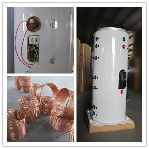 China Split Pressurized Solar Energy Hot Water Heater Tank on sale