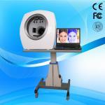 Analizador facial mágico de la piel del espejo 3D del equipo de las clínicas del salón de belleza