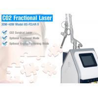 Carbon Dioxide CO2 Fractional Laser Machine For Skin Scar Treatment