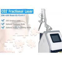 CO2 Laser Fractional Skin Resurfacing Treatment