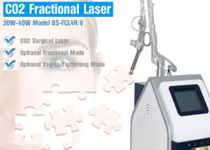 China Carbon Dioxide CO2 Fractional Laser Machine For Skin Scar Treatment on sale