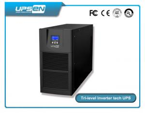 China Transformerless Double Conversion Online UPS Power with 3 Phase on sale