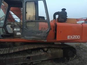 China used excavator hitachi EX200-1 EX200-2 EX200-3 Crawler excavator digger for sale on sale