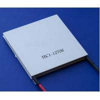 China BiTe Material Thermoelectric Cooler Peltier Tec Module 60W For Cooling TEC 12706 on sale
