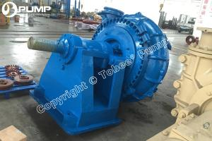 China how to use a gravel cleaner with pump 10x8 Dredging Gravel Pump on sale