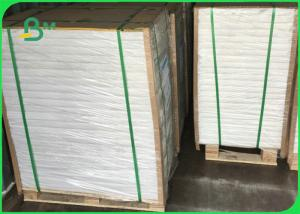 China 60gr 70gr 80gr Woodfree White Offest Paper For Book Good Printing Ink Absorbing on sale