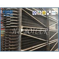 Energy Saving Steel Economizer Heat Exchanger Tubes Boiler Spare Parts For Utility/Power Station Plant