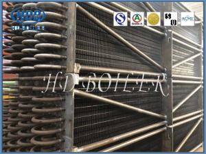 China Energy Saving Steel Economizer Heat Exchanger Tubes Boiler Spare Parts For Utility/Power Station Plant on sale
