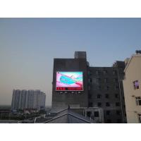 Perimeter 1r1g1b P10mm Full Color Outdoor Advertising Led Display 960mm * 960mm