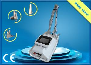 China White Most Effective Co2 Fractional Laser Machine Acne Scar Removal on sale