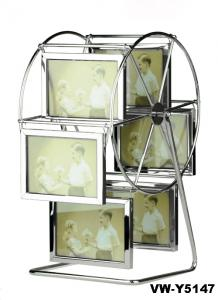China Home decorative photo frame & picture frame made of iron on sale