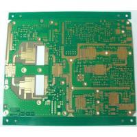 Teflon 4 layer PCB Board for CCTV , Power supply , GPS , UPS , Set-top Box