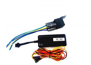 China Remote Cut Of Power Fuel 4G GPS Tracker With Vibration Alarm Anti Theft ACC Detected on sale
