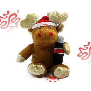 China Plush Christmas Toy (TPJR0277) on sale