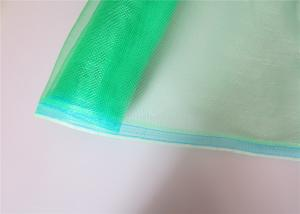 China White Black Color Insect Mesh Netting , Agricultural Insect Netting 30 40 50  Gsm on sale
