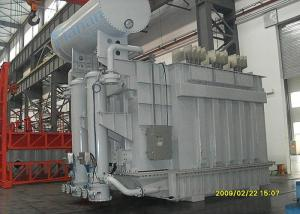 China Electric Arc Furnace Oil Immersed Power Transformer Toroidal Coil 120000kva on sale