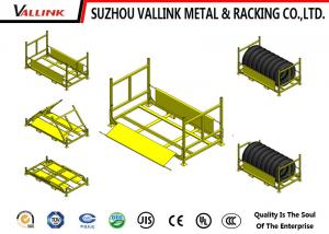 China Modular Carbon Steel Industrial / Garage Tire Storage Rack 2300*1350*1700 mm on sale