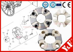 China JCB Excavator Coupling for JS330LC Hydraulic Pump Motor Coupling Engine Flywheel on sale