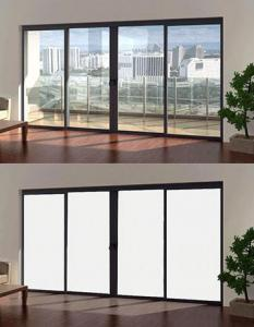 China Diversified Control Switchable Smart Glass For Office Partition Screens on sale