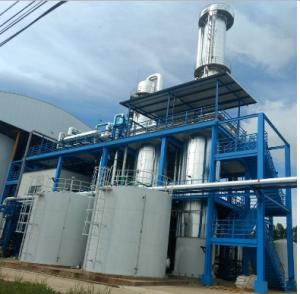 China Molecular Sieve Dehydration Alcohol Making Equipment For Ethanol Production Line on sale