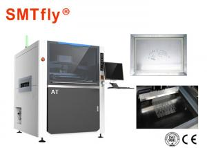 China Professional Solder Paste Printing Machine For Printed Circuit Board Stencils SMTfly-AT on sale