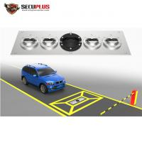 Entry and Exit gate Under Vehicle Surveillance System SPV3300 for security check