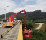 Dongfeng Chassis National V 18m Bucket  Bridge Inspection Equipment