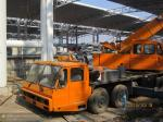 50T KATO TRUCK Crane for sale nk-500E 1990