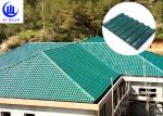 Super Strong Impact Resistance Effect Synthetic Resin Roof Tiles with Well Low Temperature Resistant