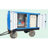 Water Blasting Machine High Pressure Cleaner Water Jetting Washing Machine